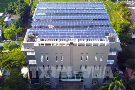 Ninh Thuận thu hút đầu tư điện mặt trời áp mái
