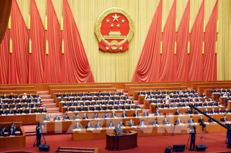 Trung Quốc: Khai mạc Kỳ họp thứ hai Quốc hội Khóa XIII