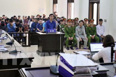 Vụ đánh bạc nghìn tỷ: Hai bị cáo Phan Sào Nam và Nguyễn Văn Dương có đơn xin xử vắng mặt