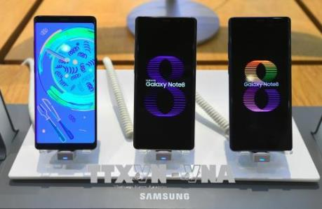Thị trường điện thoại thông minh toàn cầu sụt giảm