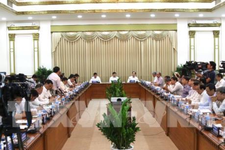 Tp. Hồ Chí Minh đẩy nhanh cổ phần hoá doanh nghiệp nhà nước