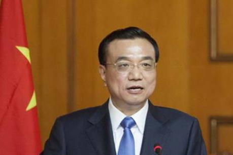 """Thủ tướng Lý Khắc Cường: Không để kinh tế Trung Quốc trệch """"đường ray"""""""