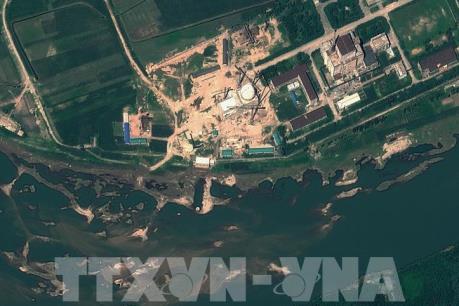 Tình báo Hàn Quốc: Có dấu hiệu sửa chữa tại bãi phóng tên lửa của Triều Tiên