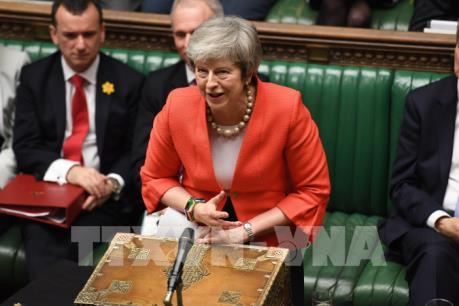 """Anh tìm cách xóa bỏ điều khoản """"rào chắn"""" trong thỏa thuận Brexit"""