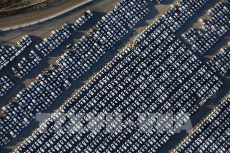 Những số liệu ấn tượng trong ngành công nghiệp xe ô tô