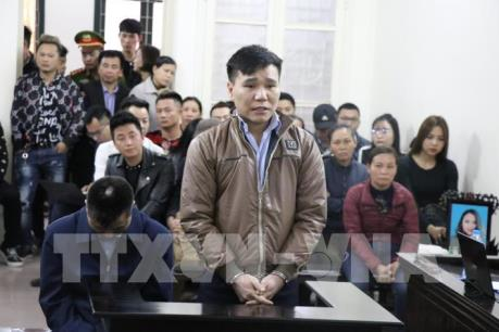 Ca sỹ Châu Việt Cường kháng cáo xin giảm nhẹ hình phạt