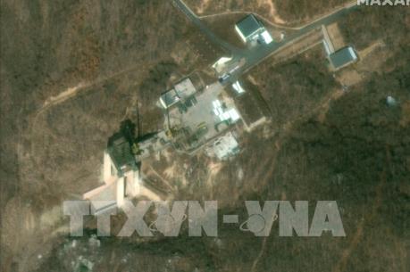 Trang mạng 38 độ Bắc: Triều Tiên có thể đã nối lại hoạt động bãi thử tên lửa