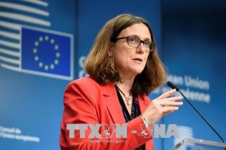 EU sẵn sàng áp thuế 35 tỷ euro hàng nhập khẩu Mỹ