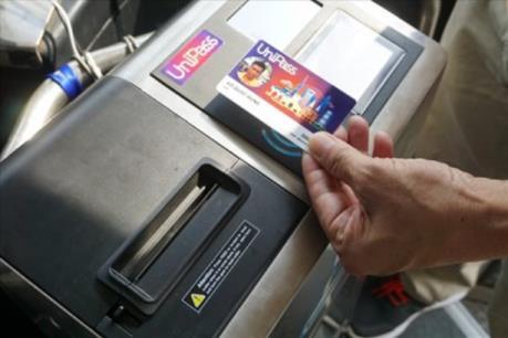 Thí điểm thẻ xe buýt thông minh tại Tp. Hồ Chí Minh