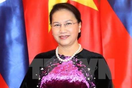 Chủ tịch Quốc hội Nguyễn Thị Kim Ngân lên đường thăm chính thức nước CHND Trung Hoa