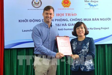 Thiết lập hệ sinh thái phòng chống mua bán người tại Hà Giang
