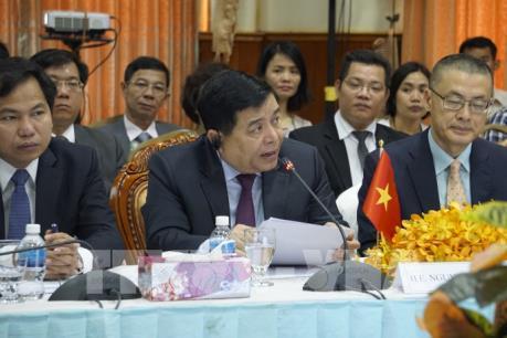Việt Nam chủ trì lên kế hoạch xúc tiến thương mại khu vực Tam giác Phát triển CLV