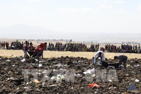 Vụ tai nạn máy bay Ethiopia: Phi công đề nghị quay đầu trước khi gặp nạn