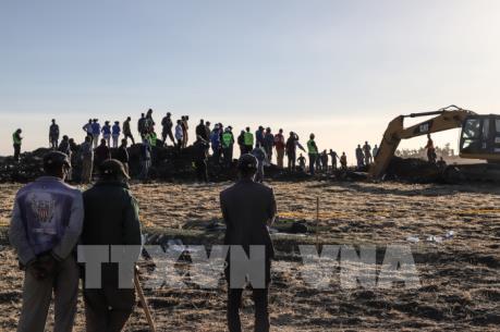 Ít nhất 12 nhân viên LHQ thiệt mạng trong vụ tai nạn máy bay Ethiopia