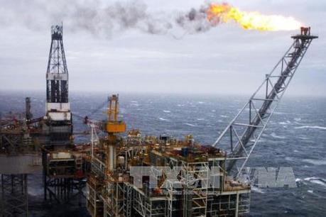 Giá dầu châu Á đi lên