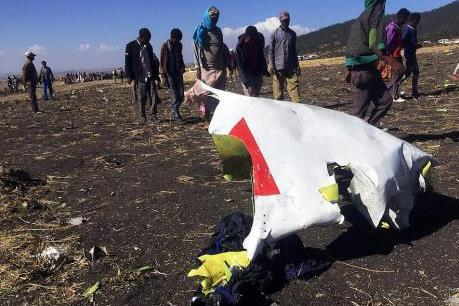 Vụ tai nạn máy bay tại Ethiopia