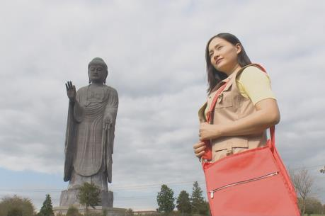Nữ diễn viên Lan Phương tham gia phim quảng bá về du lịch Nhật Bản