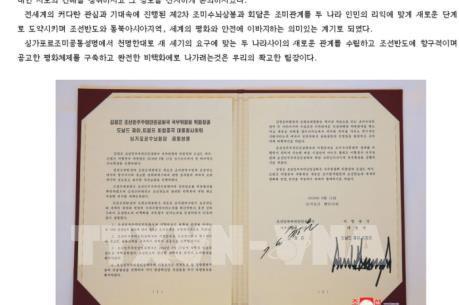 Hàn Quốc hy vọng Triều Tiên đưa ra lựa chọn có ích cho tất cả
