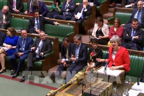 Thỏa thuận Brexit tiếp tục nhận thất bại