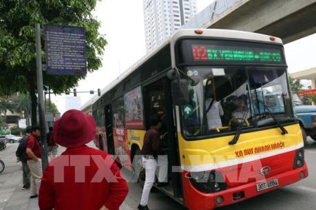 Lộ trình xe buýt Hà Nội mới nhất năm 2019
