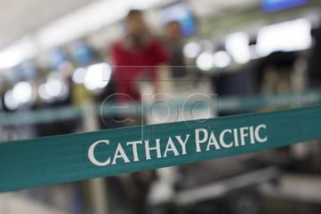Cathay Pacific kết thúc chuỗi hai năm thua lỗ