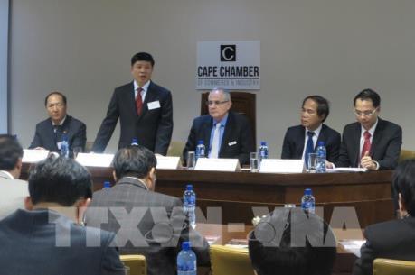 Cơ hội hợp tác, đầu tư cho doanh nghiệp Việt Nam và Nam Phi