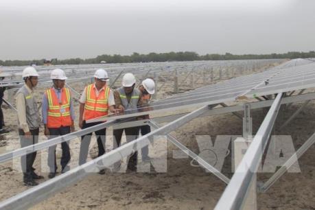 Quảng Trị dự kiến vận hành nhà máy điện mặt trời đầu tiên vào tháng 6