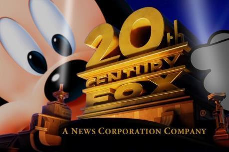 """Thỏa thuận Disney - Fox sẽ """"định hình"""" làng giải trí truyền thông"""