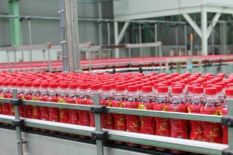 Tập đoàn Tân Hiệp Phát khánh thành nhà máy tại Hậu Giang