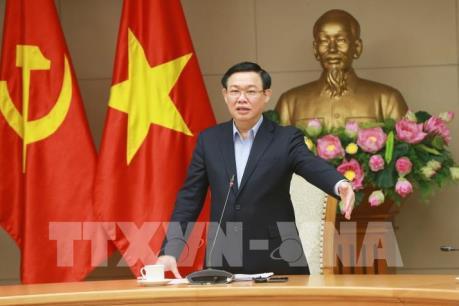 Phó Thủ tướng Vương Đình Huệ: Gác chặt nguồn tăng thu để cải cách tiền lương