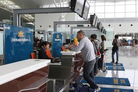 Vietnam Airlines ra mắt tính năng bản đồ sân bay mới