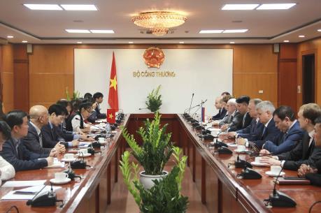 Quan hệ thương mại Việt-Nga vẫn còn nhiều dư địa để phát triển