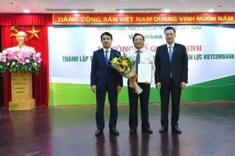 Vietcombank thành lập Trường đào tạo và phát triển nguồn nhân lực