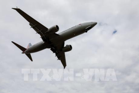 Mỹ cấm máy bay Boeing 737 MAX cho tới khi lắp đặt xong phần mềm cập nhật