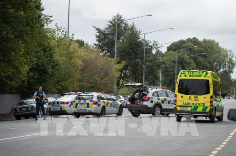 Thế giới lên án vụ xả súng tại New Zealand