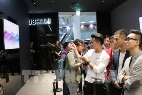 Ra mắt trung tâm trải nghiệm công nghệ hiện đại Samsung Showcase