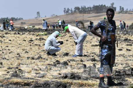 Vụ tai nạn máy bay Ethiopia: Hé lộ thêm những tình tiết mới