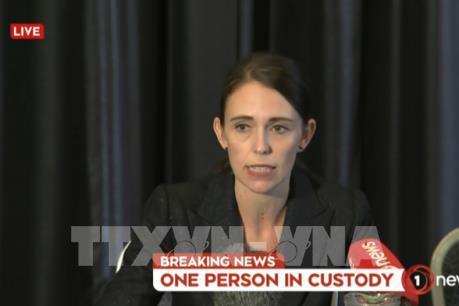 Vụ xả súng tại New Zealand: Thủ tướng Ardern tuyên bố sẽ thắt chặt kiểm soát súng đạn