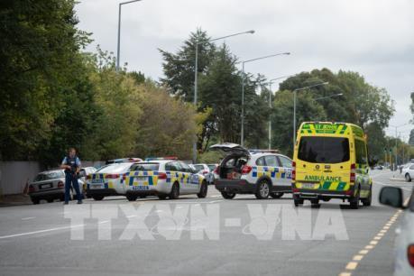 Chưa có thông tin công dân Việt Nam là nạn nhân trong vụ xả súng ở New Zealand