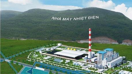 Lilama lắp đặt kết cấu thép cho Nhà máy Nhiệt điện Nghi Sơn 2