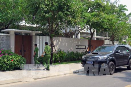 Khám nhà nguyên Phó Chủ tịch UBND thành phố Đà Nẵng