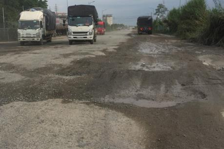 Ninh Thuận: Nâng cấp tuyến đường 21 tháng 8 chậm, dân bức xúc
