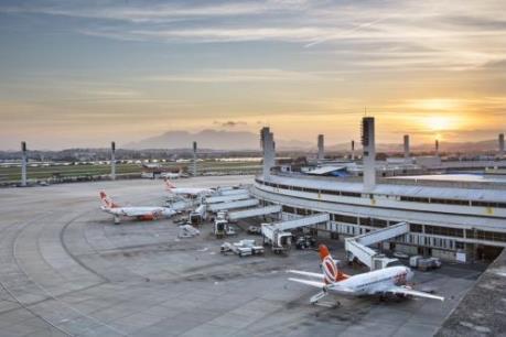 Chính phủ Brazil đấu giá nhượng quyền khai thác sân bay