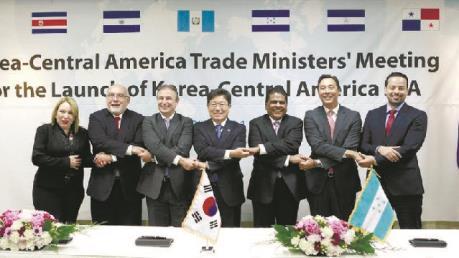 FTA Trung Mỹ - Hàn Quốc được Costa Rica thông qua