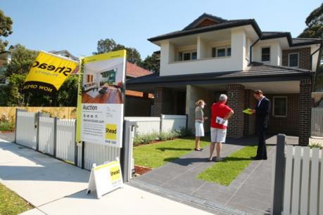 Giá nhà tại Sydney và Melbourne sụt giảm mạnh
