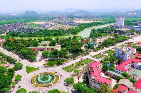 Thành phố Thái Nguyên đầu tư phát triển tổng hợp đô thị động lực
