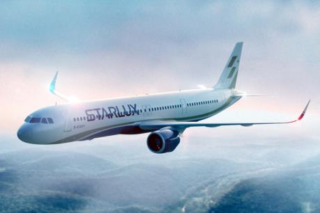 StarLux Airlines chi 6 tỷ USD mua 17 máy bay Airbus