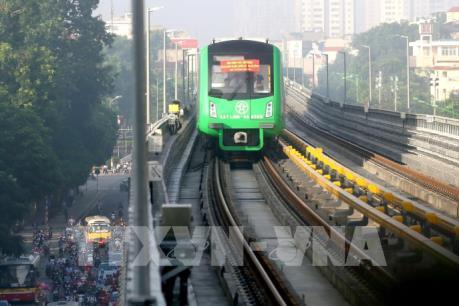 Các tuyến buýt dọc đường sắt Cát Linh - Hà Đông phân bổ không đều