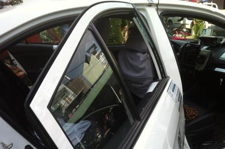 Tuyên Quang truy bắt đối tượng nghi dùng súng cướp taxi