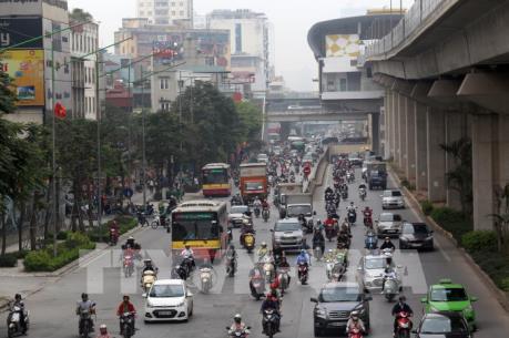 Khi nào Hà Nội mới cấm xe máy vào nội đô?